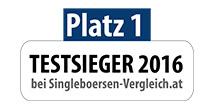 Singlebörsen-Vergleich.at: Testsieger 2015