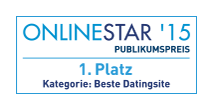 Onlinestar 2014: 1.Platz