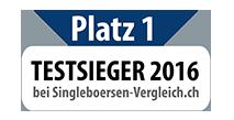 Singlebörsen-Vergleich.ch: Testsieger 2015