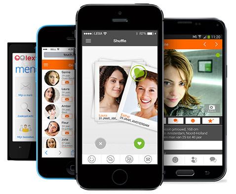 Mobiele site & apps