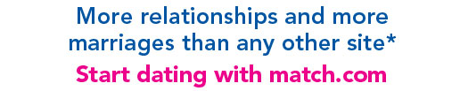 More relationships and more marriages than any other site. Start dating with match.com.
