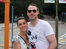 Darren and Liz