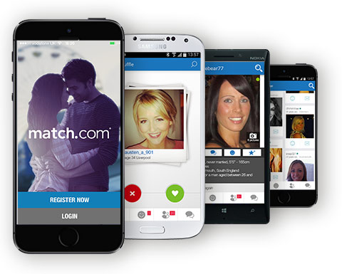 Stay connected with match.com mobile whenever you want, wherever you are!
