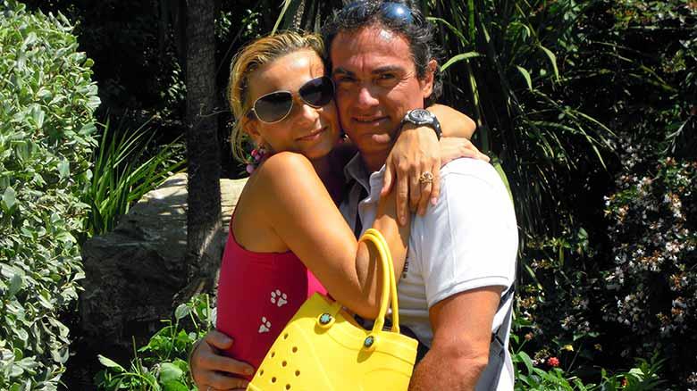 Eva e Luciano